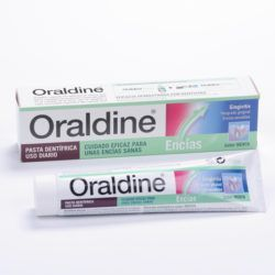 Oraldine encías pasta dental 125ml-0