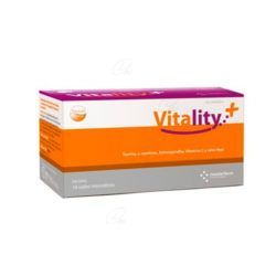 VITALITY PLUS VIALES 15 ML 10 VIALES