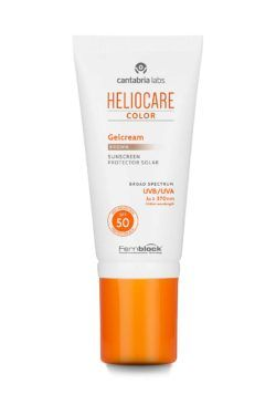 Heliocare Color Gelcream Light & Brown SPF 50-0